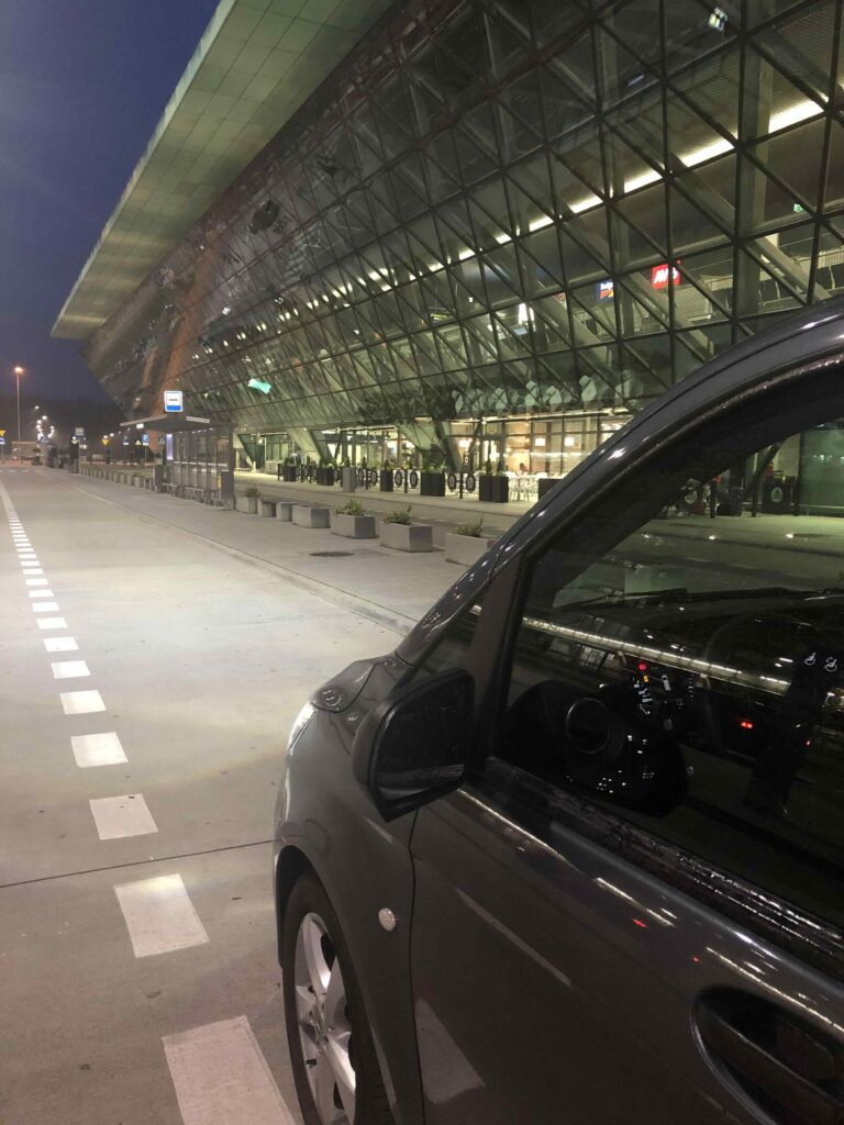 krakow-balice-airport-by-night