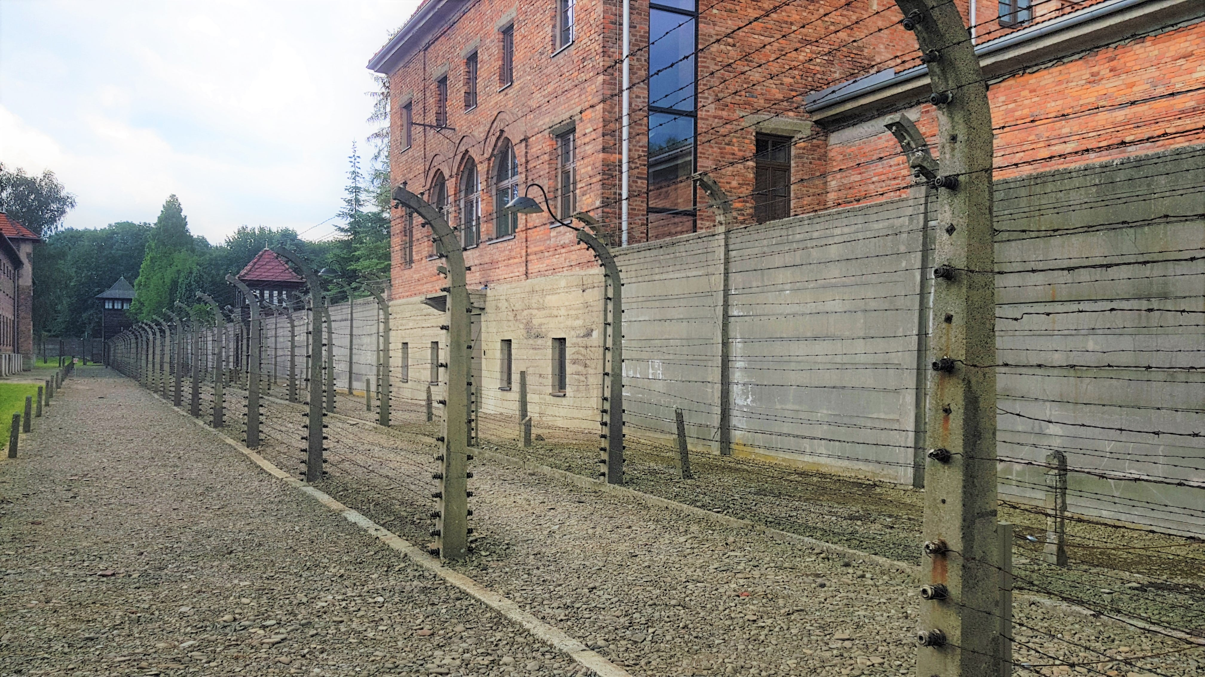 Auchwitz Birkenau Concetration Death Camp